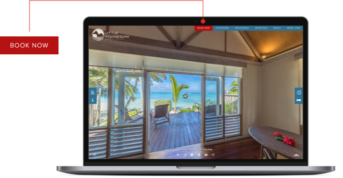 virtual tours for resorts